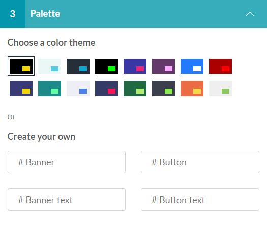 3. Color Palette